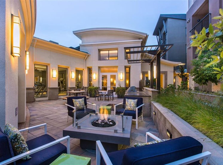 Fire lounge in San Jose CA