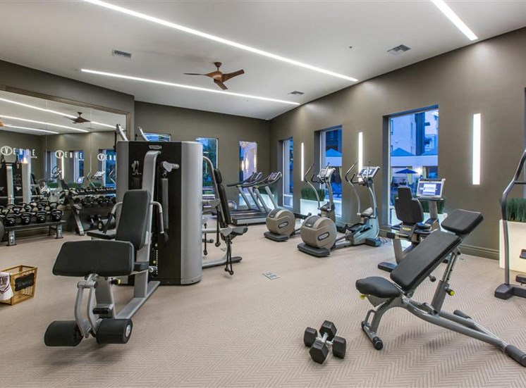 Fitness center in San Jose CA