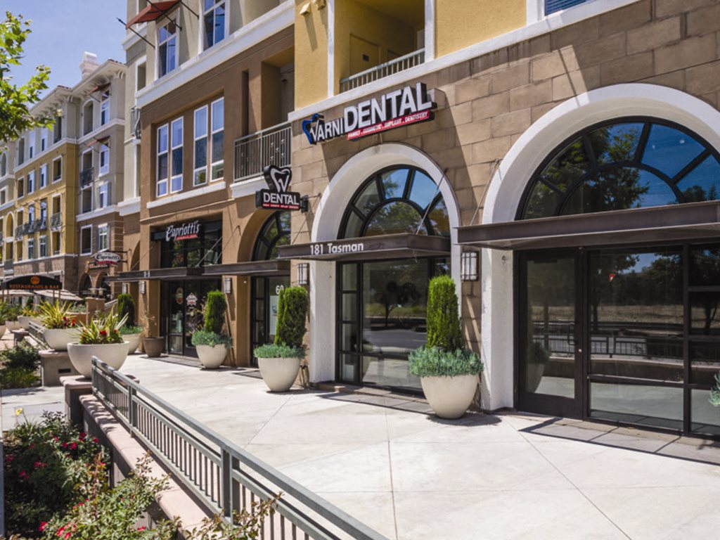 Varni Dental at Verdant Apartments in San Jose CA
