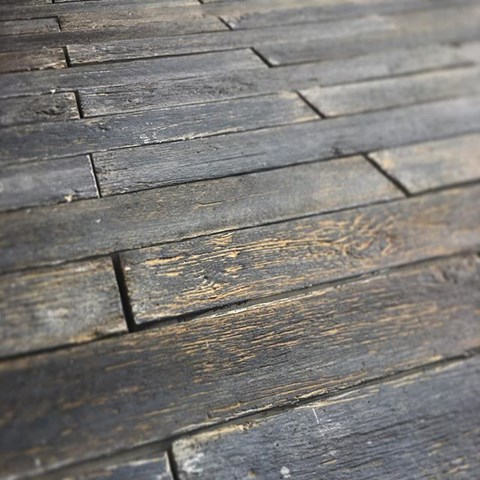 Cedar Planks on 8,000 square foot amenity deck!