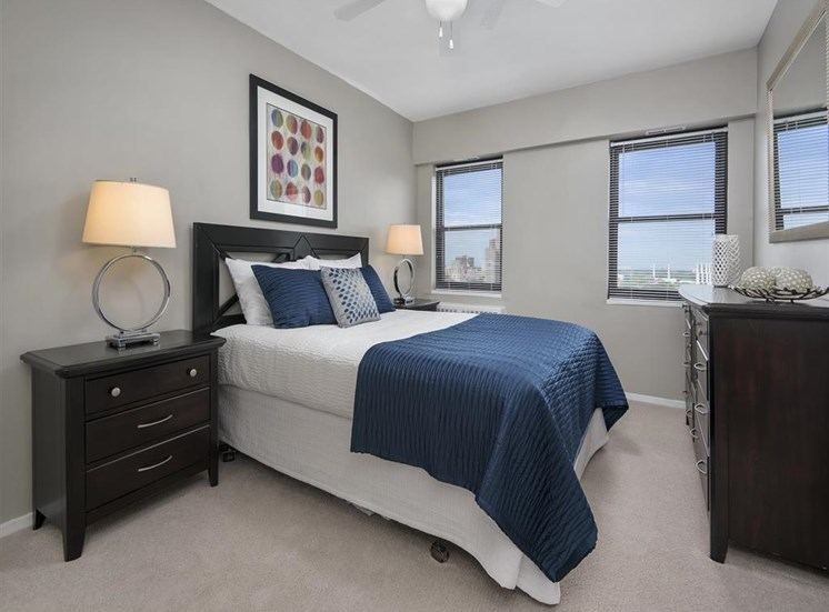 Open Bedroom Floorplan
