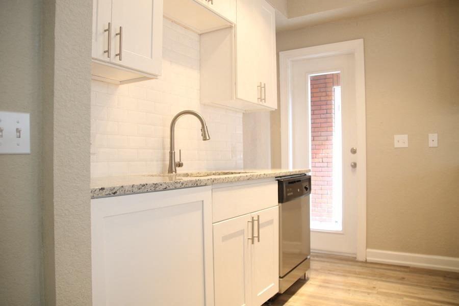 Bright White Kitchens