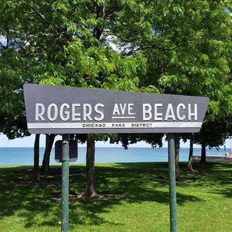 Close to Rogers Park and Beach