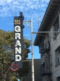 Three Story Historic Building