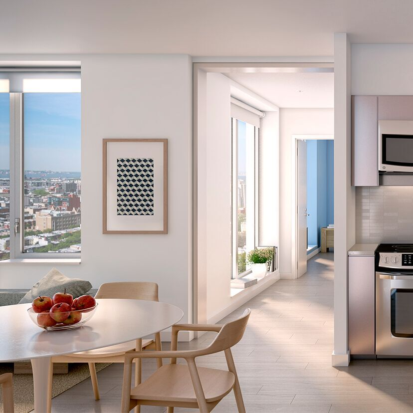 Separate Dining Area at 461 Dean, New York