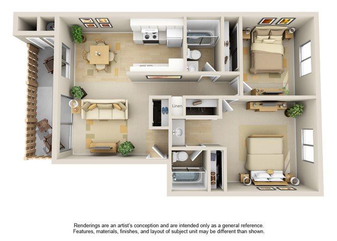 Grove Floor Plan 2