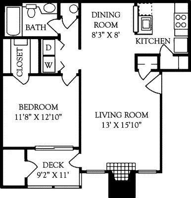 Calvert Floor Plan 2