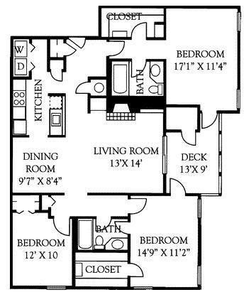 Chesapeake Floor Plan 5