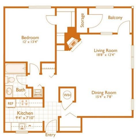 Brighton Floor Plan 2
