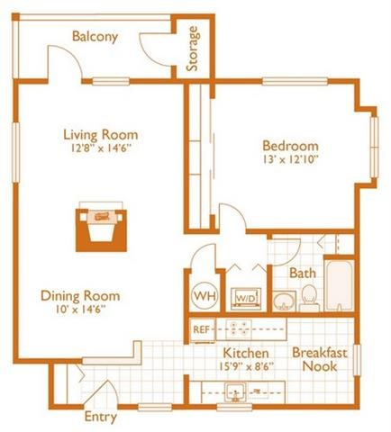 Buckingham Floor Plan 3