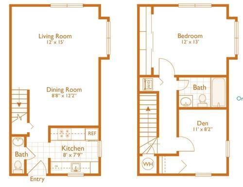 Camelot Floor Plan 4