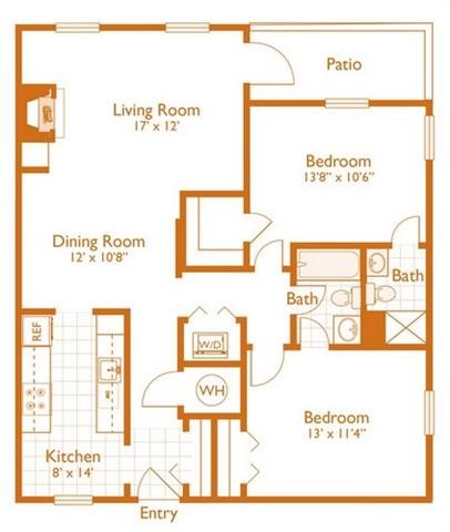 Carlton Floor Plan 5