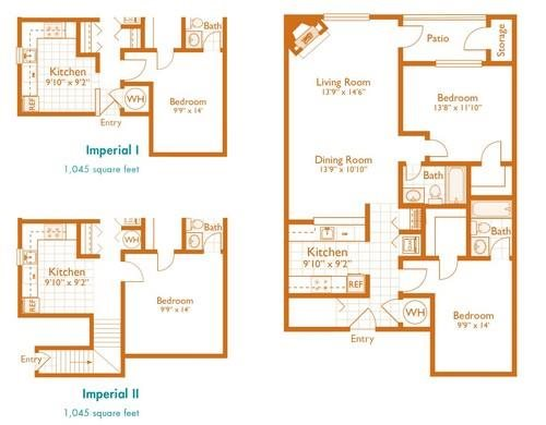 Imperial Floor Plan 10