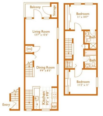 Kensington Floor Plan 9