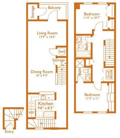 Monarch Floor Plan 8