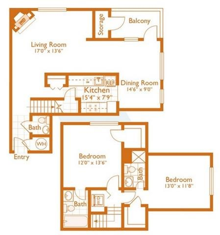 Oxford Floor Plan 7