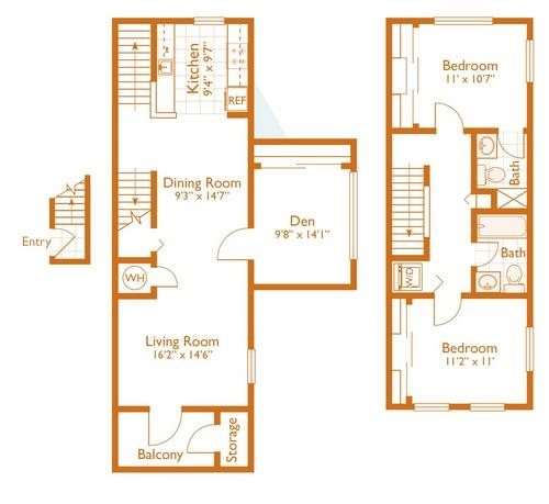 St. James Floor Plan 11