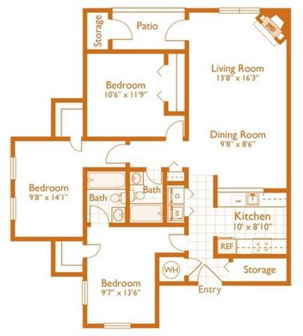 Windsor Floor Plan 12