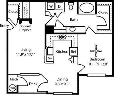ELM Floor Plan 3