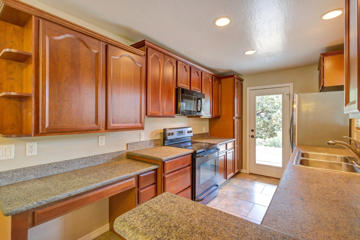 Kitchen at Cedar Ridge in Prescott, AZ