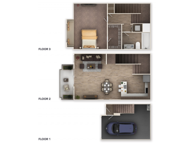 Tuscany Floor Plan 2