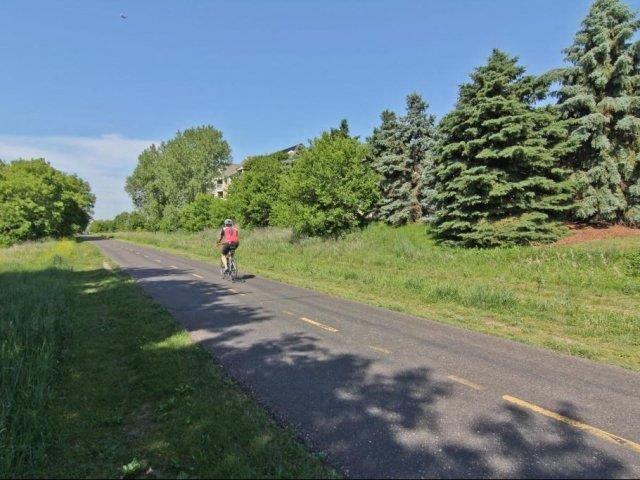 Resident Running and Biking Path