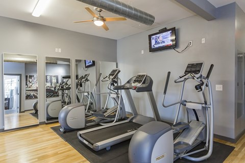 Gale lofts fitness center