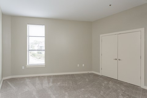 gale lofts bedroom with window