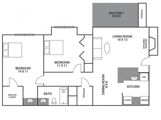 Tennessee Walker Floor Plan 5