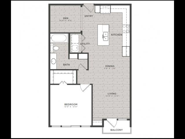 A4 Floor Plan 4