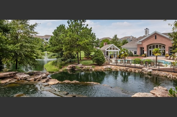 Colonial Grand at Brier Falls on lake plans, fireplace plans, fire plans, pond plans, beach plans, lagoon plans, grotto plans, park plans, gazebo plans,