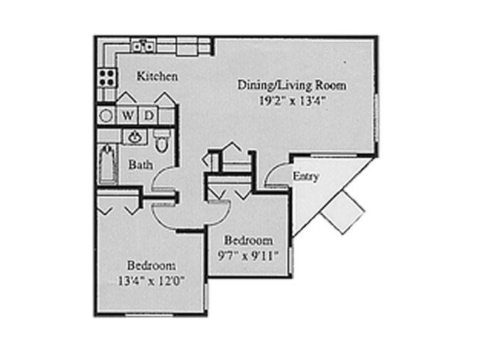 floor plans of cottages of topeka in topeka ks rh livecottagesoftopeka com floor plans for cabin with loft floor plans for guest cottages