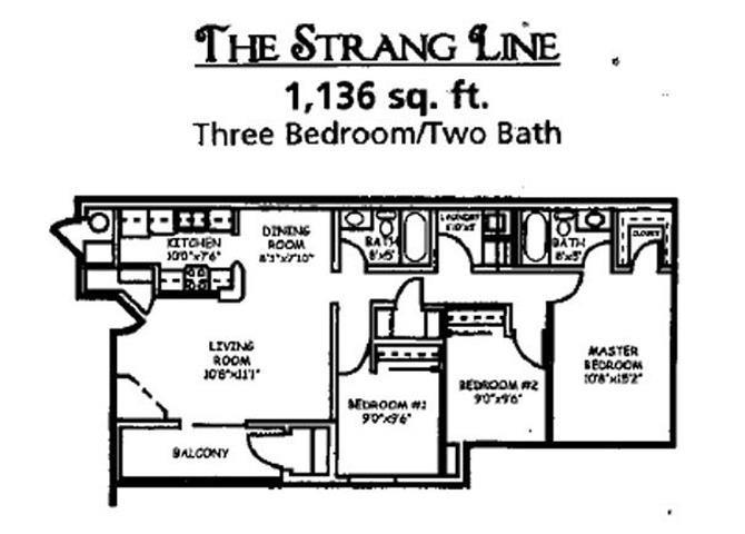 The Strang Line Floor Plan 3