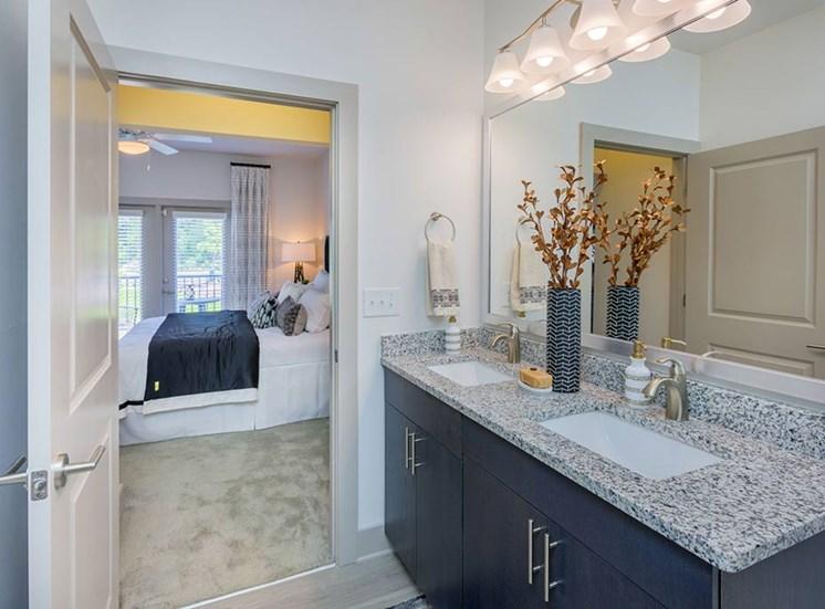 Large Bedroom En-Suite Bathroom at The Haven at Rivergate, North Carolina