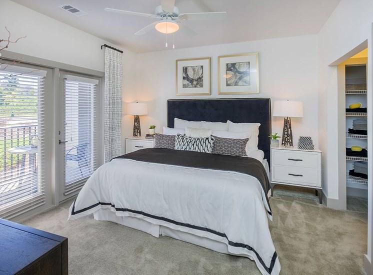 Comfortable Bedroom at The Haven at Rivergate, North Carolina, 28273