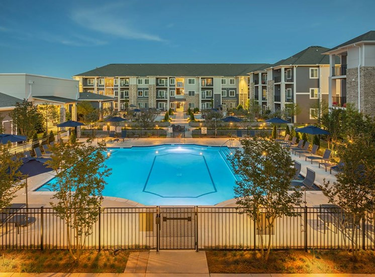 Outdoor Swimming Pool at The Haven at Rivergate, Charlotte, 28273