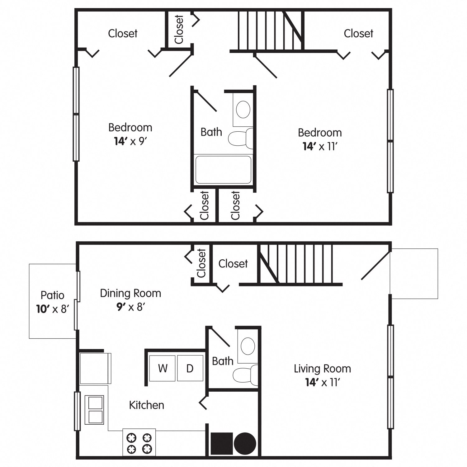 The Brendon Floor Plan 3