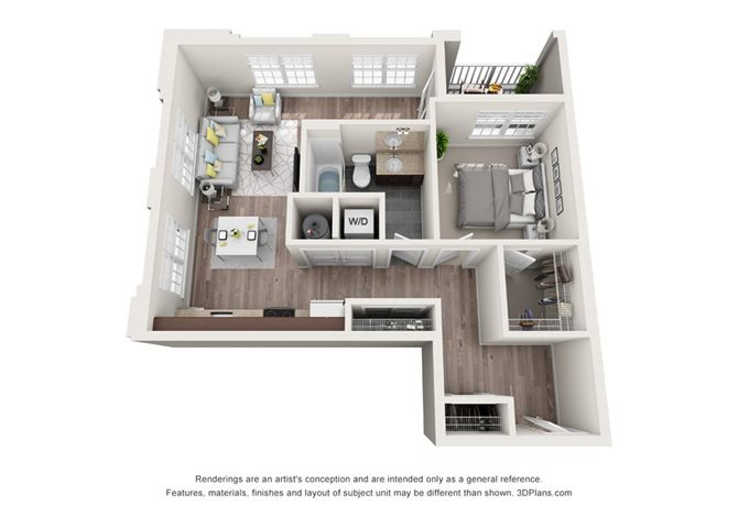 A6 Floor Plan 6