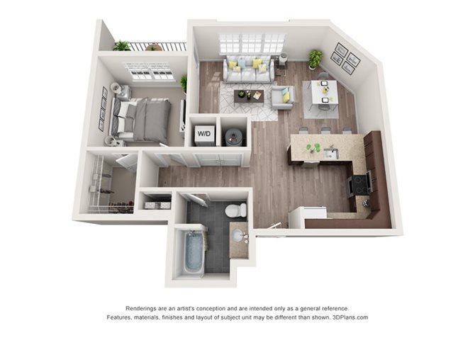 A7 Floor Plan 7