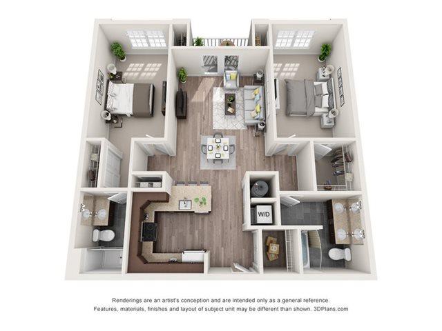 B6 Floor Plan 13