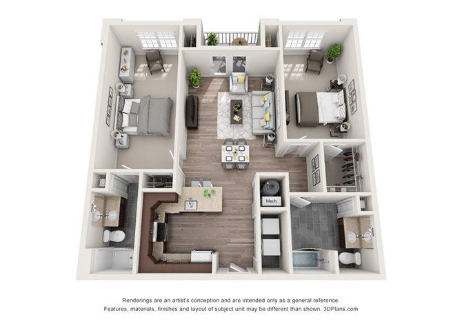B7 Floor Plan 14