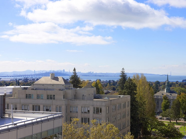 Panoramic Views at Berkeley Central, Berkeley, 94704