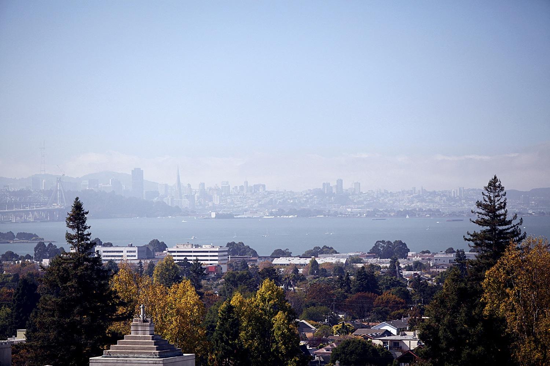 Beautiful Surrounding at Berkeley Central, Berkeley, California