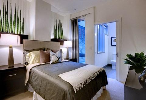 Master Bedroom Balcony at Berkeley Central, California, 94704