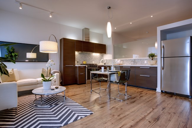 Luxury Apartment Living at Berkeley Central, Berkeley, California