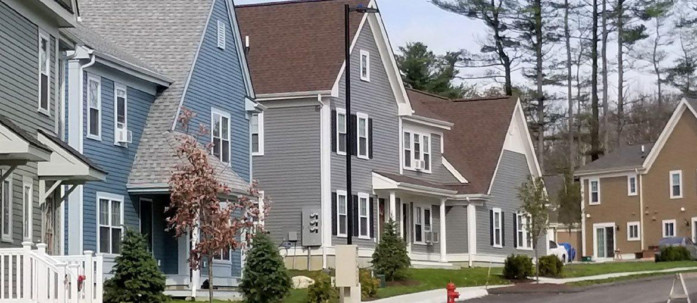 Greenridge Commons Apartments in Burrillville RI