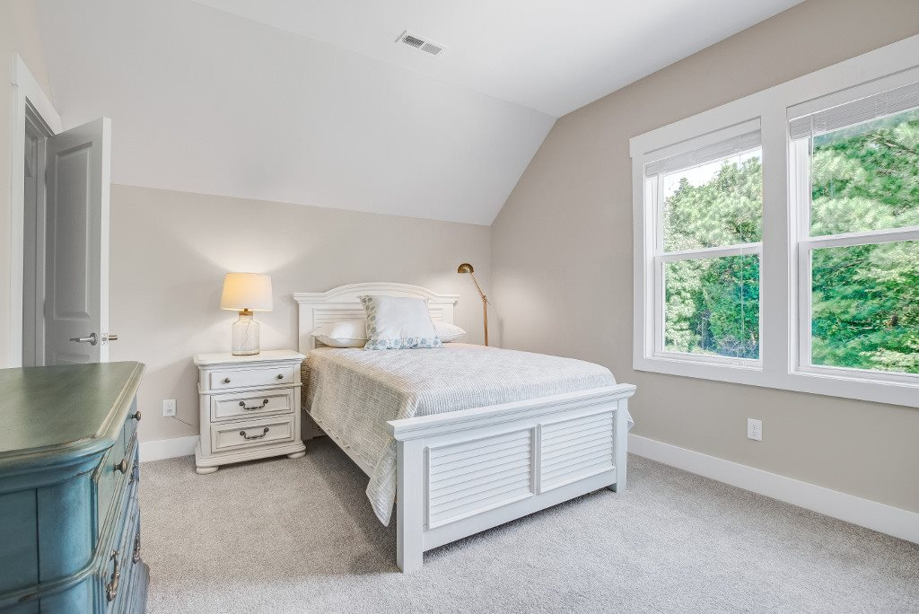 Luxury Apartments in Wilmington NC - Myrtle Landing Bedroom
