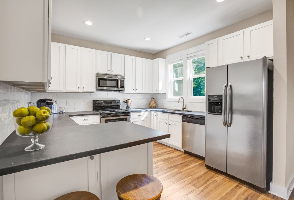 Luxury Townhomes in Wilmington NC - Myrtle Landing Kitchen