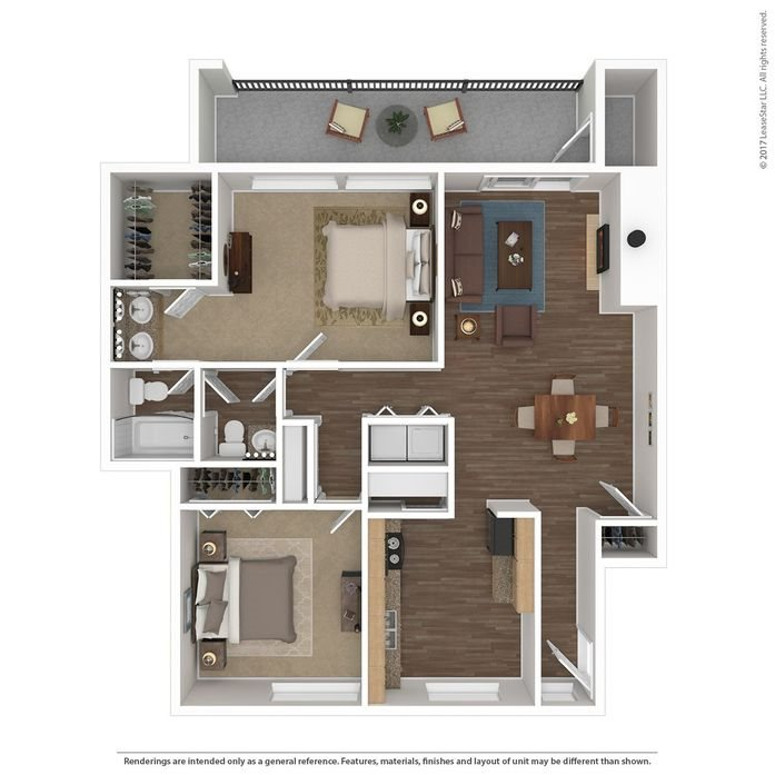 B1 -Henley Floor Plan 7