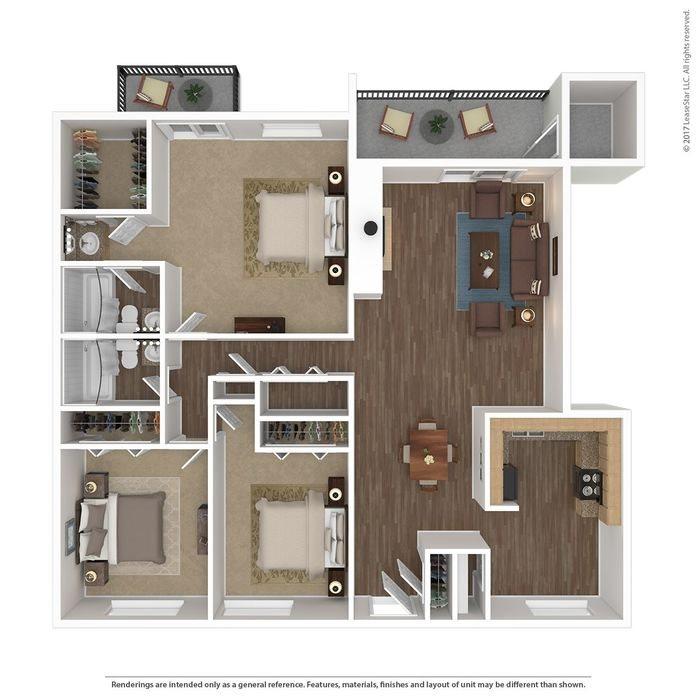 C1 Floor Plan 6